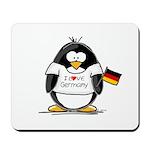 Germany Penguin Mousepad