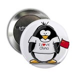 China Penguin Button