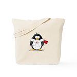 China Penguin Tote Bag