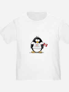 Canada Penguin T