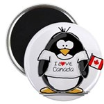 Canada Penguin Magnet