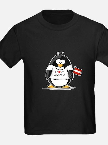 Austria Penguin T