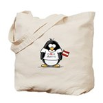 Austria Penguin Tote Bag