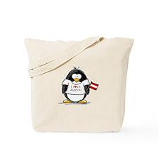 Austria Penguin Tote Bag