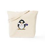 Australia Penguin Tote Bag