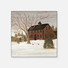 """Cute Early england Square Sticker 3"""" x 3"""""""