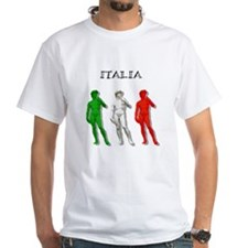 The David Michelangelo White T-shirt
