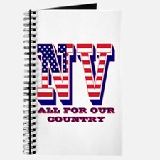 Nevada NV All For Our Country Journal