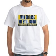 Win or Lose, We Still BOOZE T-Shirt