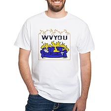 WVYOU Couch Burning T-Shirt