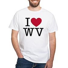 I Love WV T-shirt