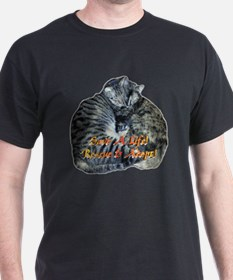 Save A Life! Rescue & Adopt! T-Shirt