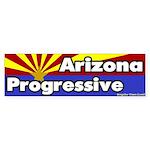 Arizona Progressive Bumper Sticker