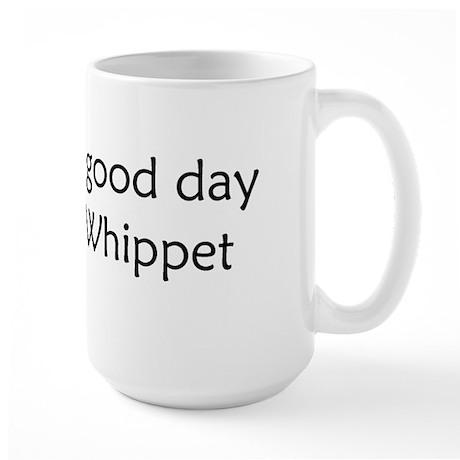 Hug a Whippet Large Mug