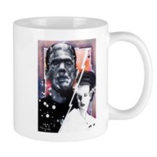 Frankenstein's Bride Mugs