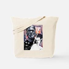Frankenstein's Bride Tote Bag