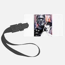 Frankenstein's Bride Luggage Tag