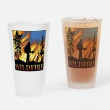Wildfire Drinking Glass