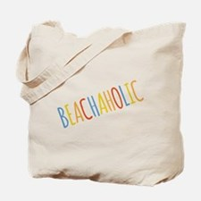 Beachaholic Tote Bag