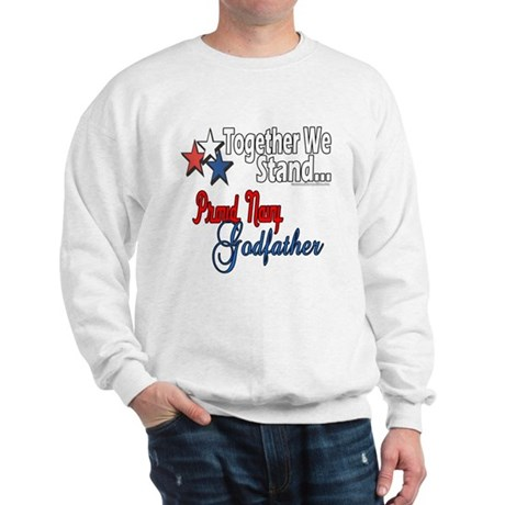 Navy Godfather Sweatshirt