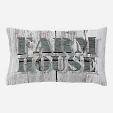 barn wood farmhouse Pillow Case