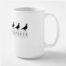 Pigeon Whisperer Large Mug