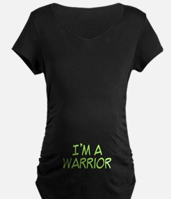I'm A Warrior [Grn] T-Shirt