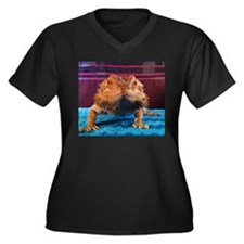 Bearded Dragon Plus Size T-Shirt