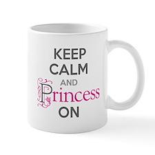 Princess On Mugs