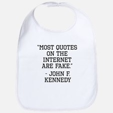 John F. Kennedy Internet Quote Bib