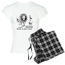DAVE -n - GOLY Pajamas