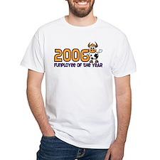 2006 Funployee of the Year White T-shirt