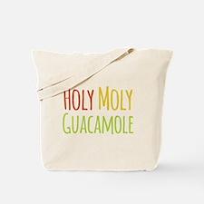 Holy Moly Guacamole Tote Bag