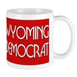Wyoming Democrat Mug