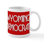 Wyoming Democrat Mug