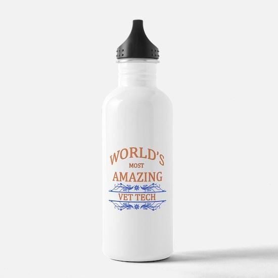 Vet Tech Water Bottle