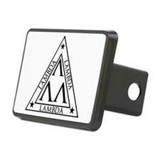 LAMBDA FRATERNITY Hitch Cover