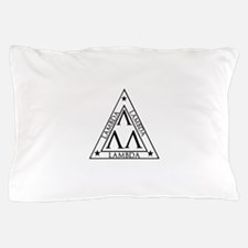 LAMBDA FRATERNITY Pillow Case