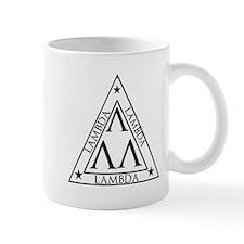 LAMBDA FRATERNITY Mugs
