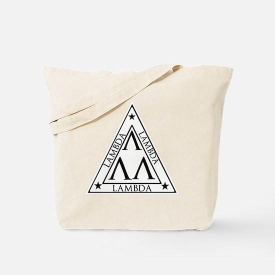 LAMBDA FRATERNITY Tote Bag