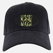 Commando Krav Maga - Green Camouflage Baseball Hat