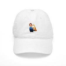 vintage rosie Baseball Cap