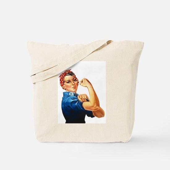 vintage rosie Tote Bag