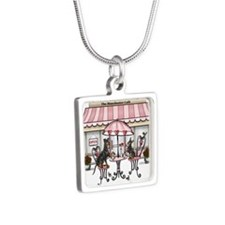 Manchester Terrier Cafe Necklaces