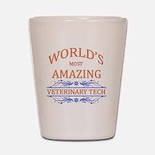 Veterinary Tech Shot Glass