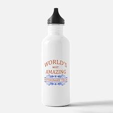 Veterinary Tech Water Bottle
