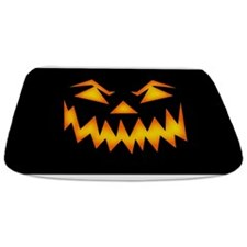 Scary Pumpkin Face RP Bathmat