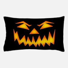 Scary Pumpkin Face RP Pillow Case