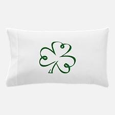 Shamrock clover Pillow Case