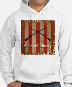 Sons of Liberty Flag Hoodie